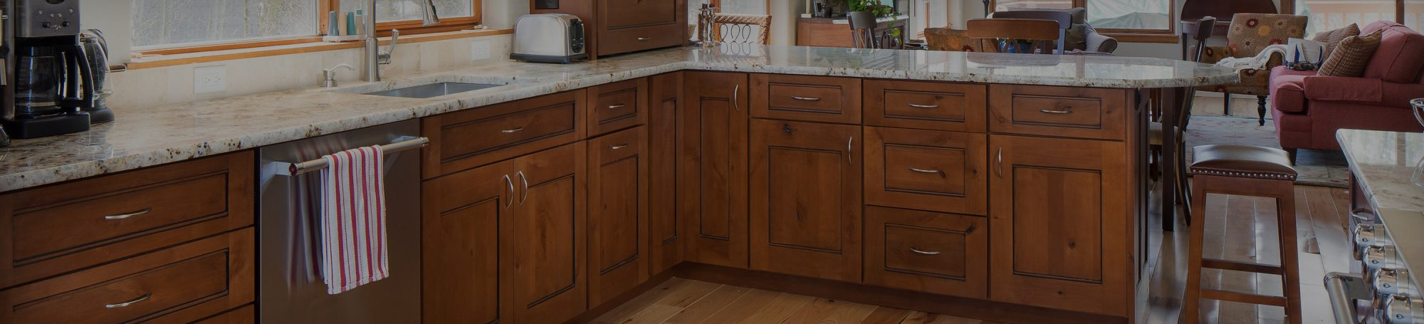 Kitchen Cabinets from Creative Cabinetry